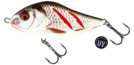 SLIDER SINKING 7 CM / REAL GREY SHINER