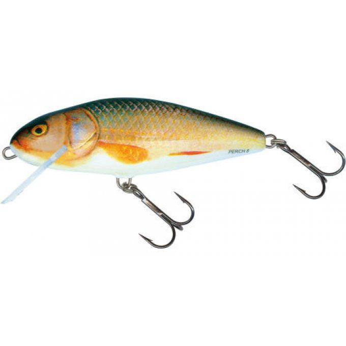 PERCH SUPER DEEP RUNNER 12 CM -  REAL ROACH