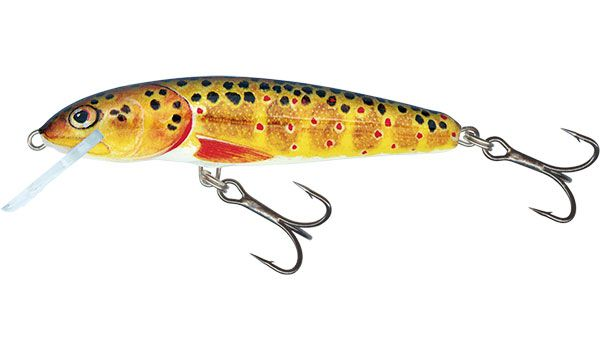 SALMO® Minnow 5 cm floating / Trout